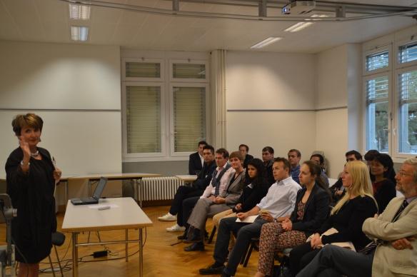 Guest talk at BSL, ABB