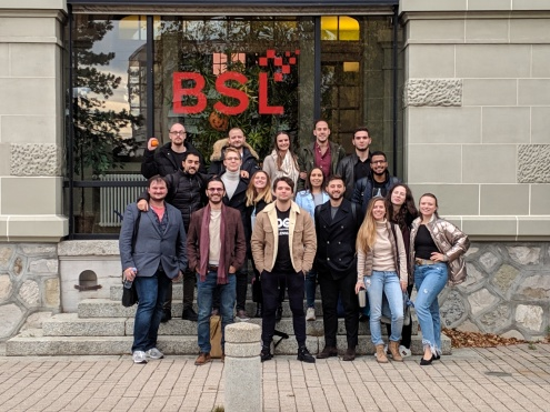 BSL students